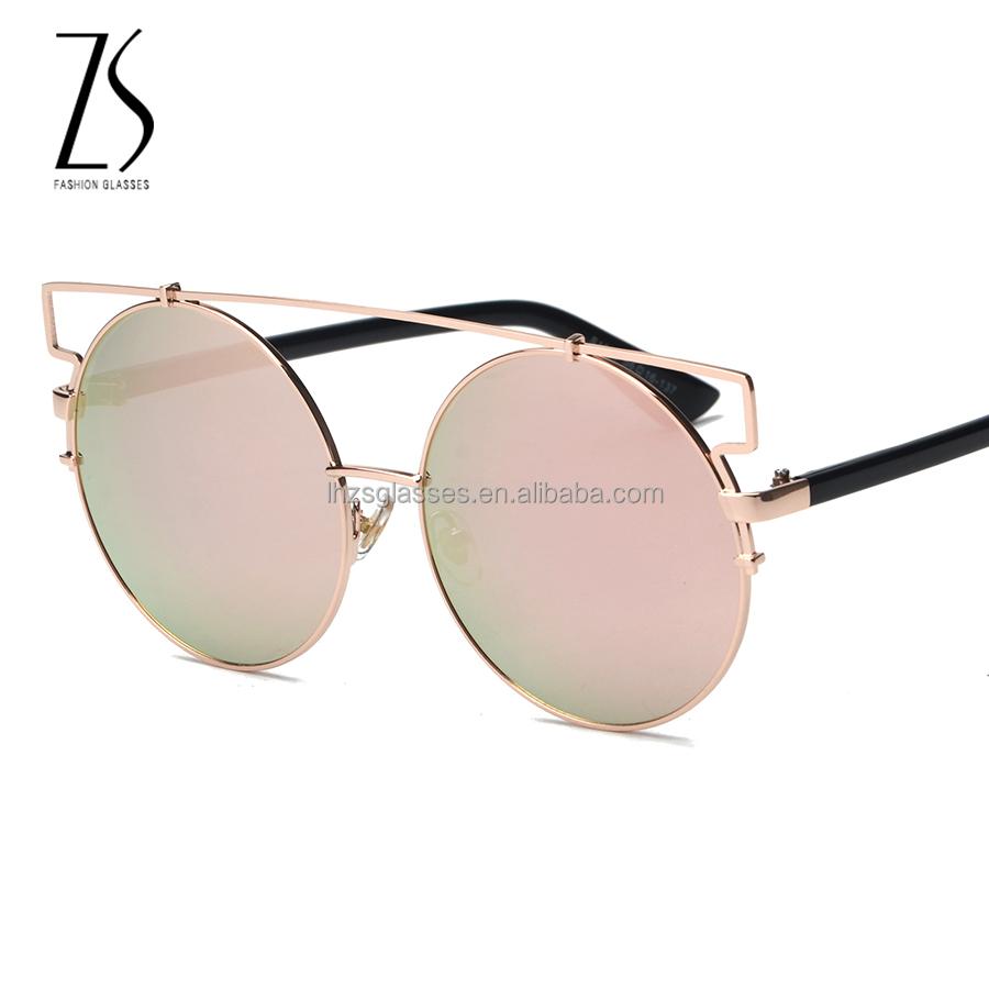Grandes gafas de sol 2017 nuevas gafas de sol mujeres hombres gafas de sol de alta calidad gafas - Occhiali da sole specchiati 2017 ...