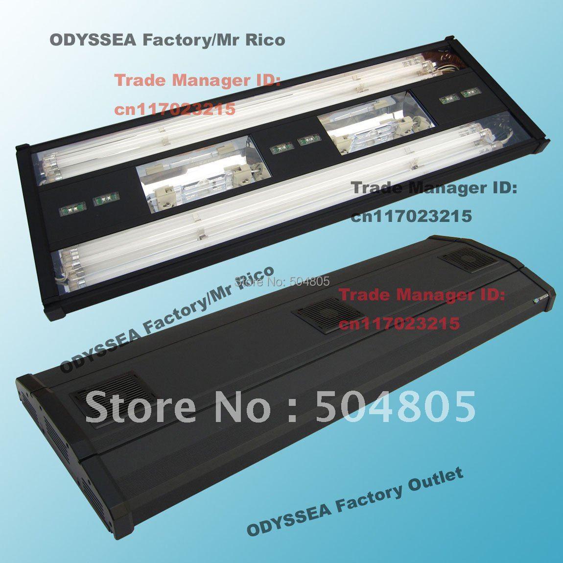 "Odyssea Metal Halide Lights: ODYSSEA 40""(100cm) Aquarium Fish Tank Metal Halide/HQI"