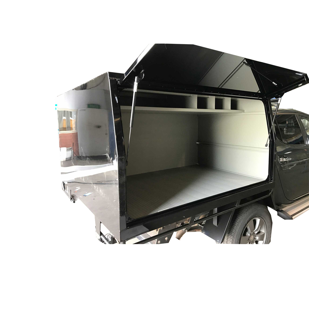 Aluminium Lift Off Canopies For Tray Back Utes Manufacturers For
