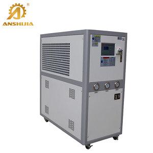 20hp New Design R22 Stainless Steel Water Tank Air Chiller