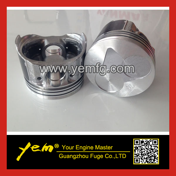 New diesel engine parts D902 piston for kubota