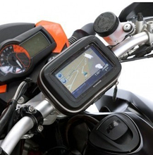 NEW Bike Mount+ Waterproof Case For 5 Inch TomTom One Garmin nuvi 200 1300 GPS