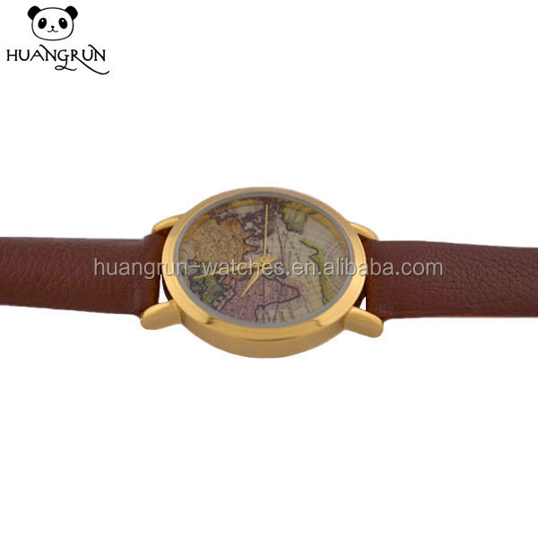 High quality cheap price gift promotional small face watches
