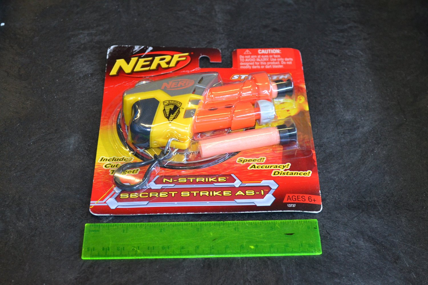 Nerf Secret Target Strike by Hasbro