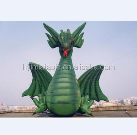 HY INFLATABLE any color custom size inflatable chinese carnival dragon