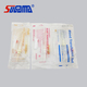 Disposable blood transfusion set CE&ISO iv giving set with needle medical use