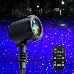 Garden Lights Outdoor Star Projector Static Firefly with Led