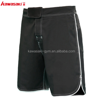 Custom Sublimation Blank Fighting Sports Mma Fight Shorts For Men