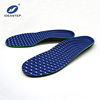 Ideastep hot high quality heat moldable medical foot arch support eva sport orthotic insole pes planus