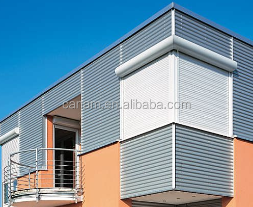 YY Home Aluminum windows and doors / aluminum roller shutter / aluminum tilt and turn windows