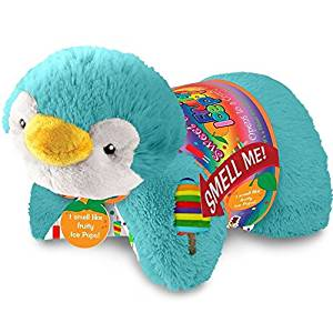 Pillow Pets Sweet Scented - Popsicle Penguin Stuffed Plush