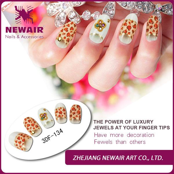 New Nail Art Products 2016 Wholesale Jewelry Nail Designs Online ...