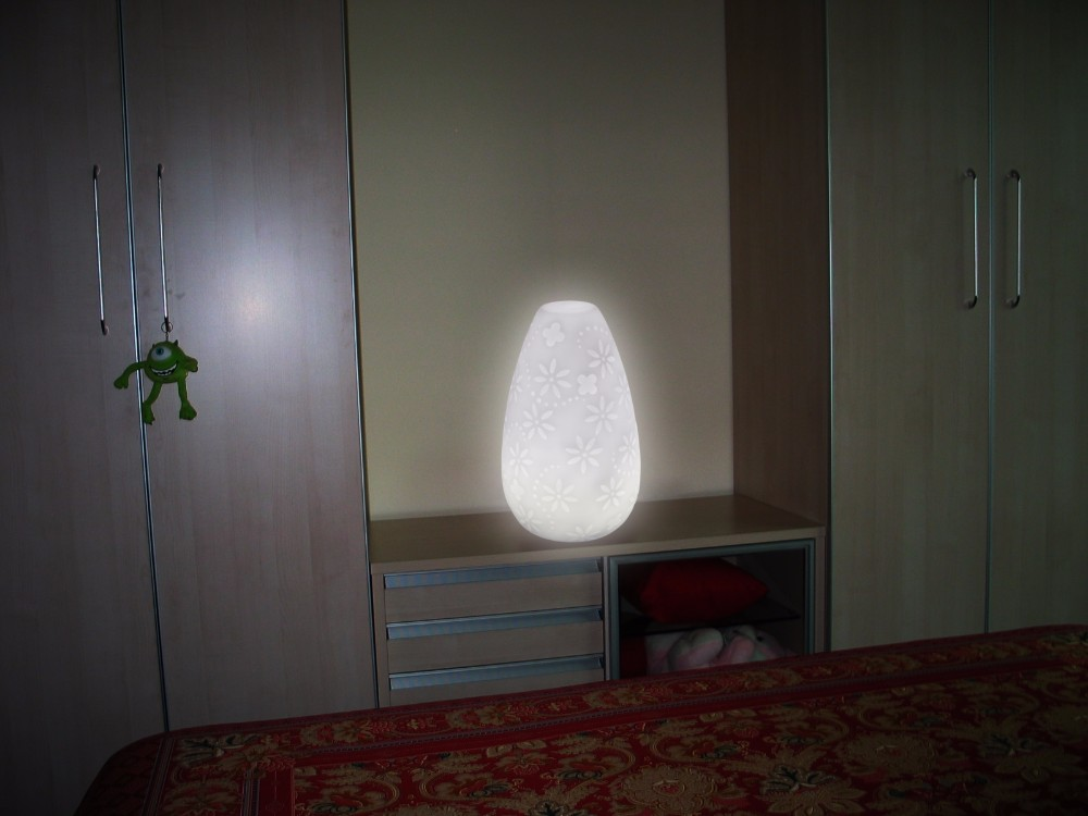 custom battery operated table lamps projector led bedroom night light lamp buy night light. Black Bedroom Furniture Sets. Home Design Ideas