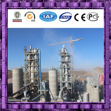 High quality cement manufacturing equipment, cement production line