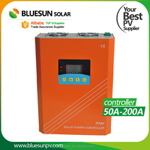 Bluesun hot selling 50a 100a 150a 200a charge controller 192 volt for solar