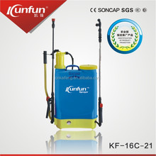 KF-16C-21 China factory supplier electric back insecticide agricultural sprayer pumps