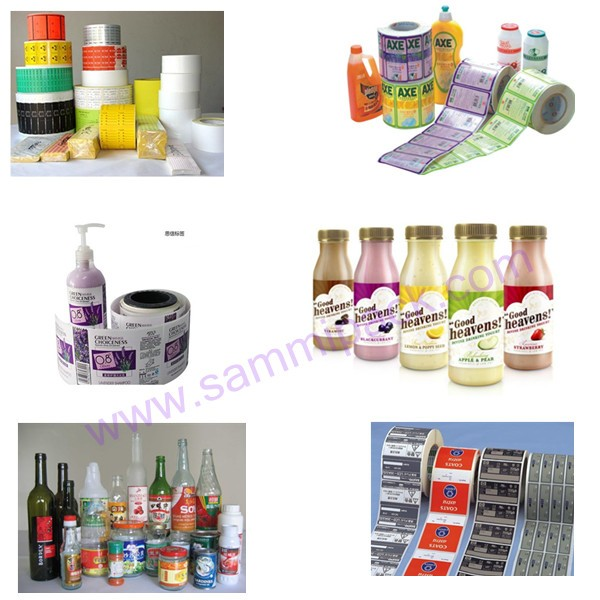 MT-50 customized best price electric round bottle labeling machine