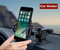 Universal Car Holder Windshield Vent Mount For Cell Phone;Windscreen Car Mount For GPS;Custom Logo Car Phone Holder 2 in 1