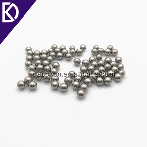 high quality unpolished small metal ball for sale