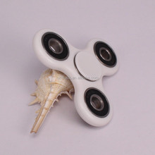 High Speed Tri-steel spinner plastic for Exercise attention hand gyroscope