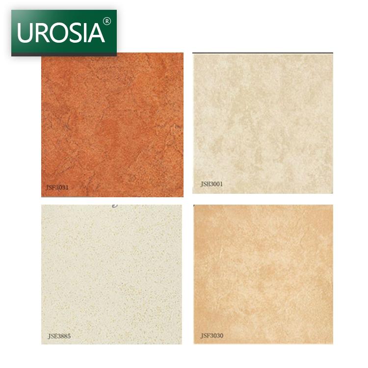 Water Absorbent Kerala Non Slip Bathroom Floor Tiles Plain Matt