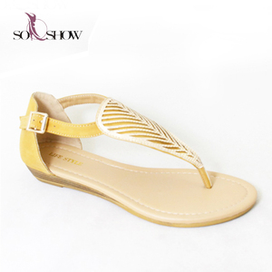 2018 new woman sandals new design stylo shoes in sandals