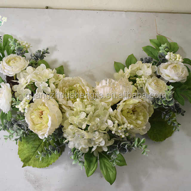 Buy cheap china artificial flowers swags products find china china factory artificial wedding flower swag christmas swag garland wedding flower wholesale mightylinksfo