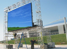 Outdoor Led Screen P8/Led Video Wall P6 Panel Price/Led Display Outdoor P10 For Advertising