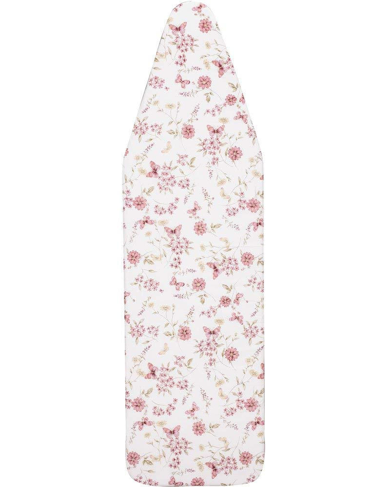 """HomyDelight Ironing Board Cover and Pad - Spring Meadow 2.5 lbs 58.5"""" 0.13"""" 18"""""""