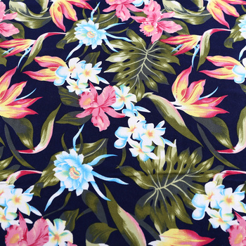 Alibaba website buy fabric online knitted floral fabric for clothes