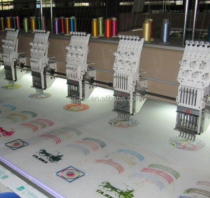 6 needle embroidery machine prices