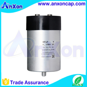Direct cross to PK16 XI E50.R16-963NT0 3KV 3000V 96uF 96MFD 95uF 95MFD 100uF 100MFD High voltage film capacitor