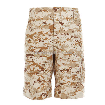 Men S Pants Digital Desert Camo Army Short Pants Buy Army
