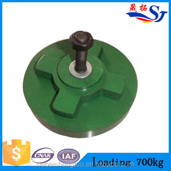 S79 adjustable rubber machine mounting