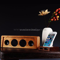 Unique Stereo Sound Wooden Computer 2.0 Speaker