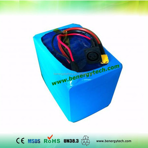 36v 10ah electric bike battery lifepo4 battery pack