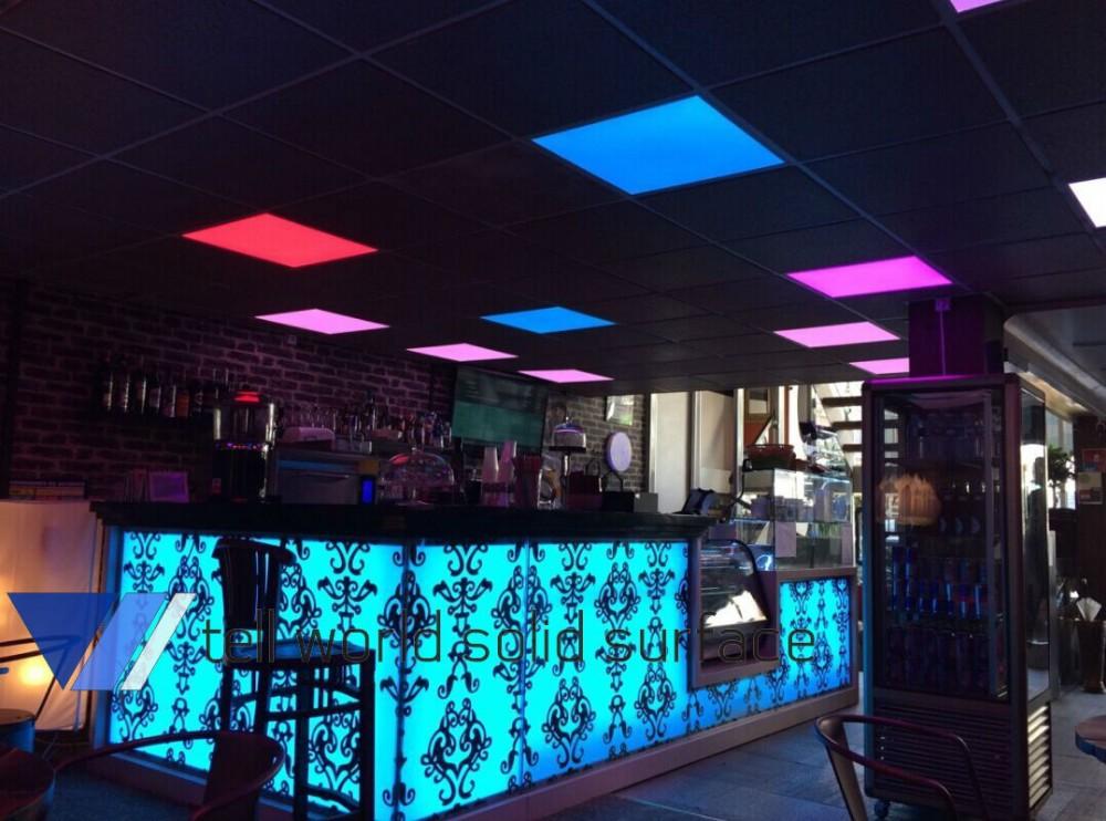 Dise o de moda bar mostrador estilos bar discoteca dise o - Disenos para bares ...
