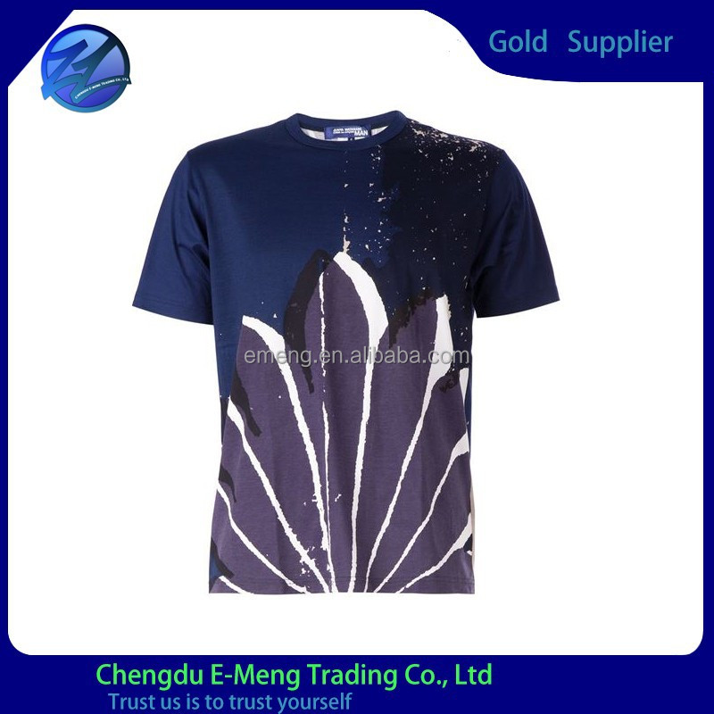 Wholesale mens trendy design max t-shirt in low price