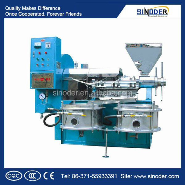 Hot sale essential oil press equipment/ sunflower oil press machine to press oil