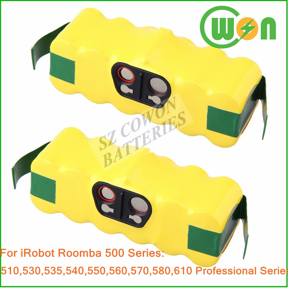14.4V 80501 Vacuum Battery for iRobot Roomba 500 Series 610 Professional Series R3