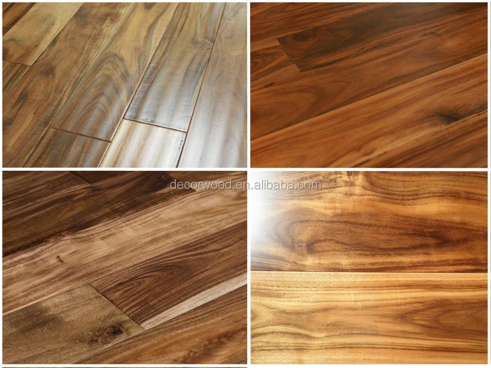 Factory price asian walnut hardwood floor for sale buy for Wood floor factory
