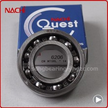 Best performance motorcycle steering 17x35x10 Nachi deep groove ball bearing 6003