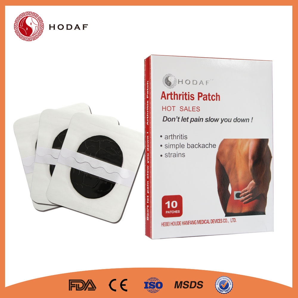 Chinese herbal Effective Plant Extracts pain relief patch Herbal Arthritis Patch