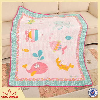Pujiang Supplier Handmade Edge Animal Baby Print Personalized Quilt Blanket For Sale Buy Baby Print Quilt Blanket Print Animal Quilt Personalized