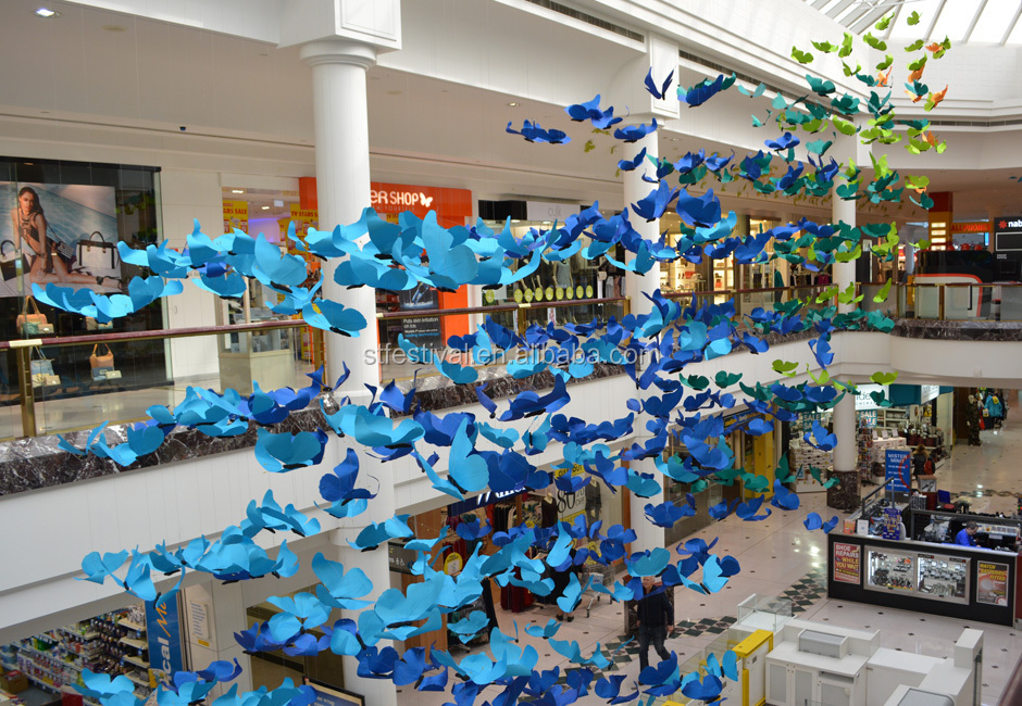 Mall christmas decorations suppliers for Hotel decor suppliers