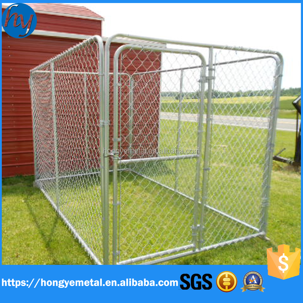Factory direct sale Dog Diy Cage/ Dog Kennel /stainless steel dog pannels