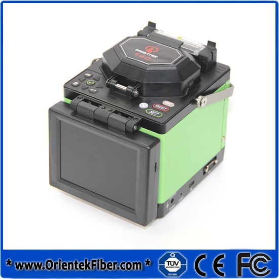 china supplier fiber optical mini fusion splicer similar to Japan 21s fusion splicing machine