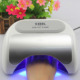 2015 Mini CCFL Nail LED UV Lamp 18k 18w 36w 48w CCFL LED Nail Lamp 2 Hands 36 Watt nail polish and dryer uv gel machine