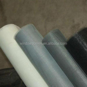 sanfan/cheap and durable plastic colored anti mosquito netting / nylon  window insect screen / fiberglass fly screen