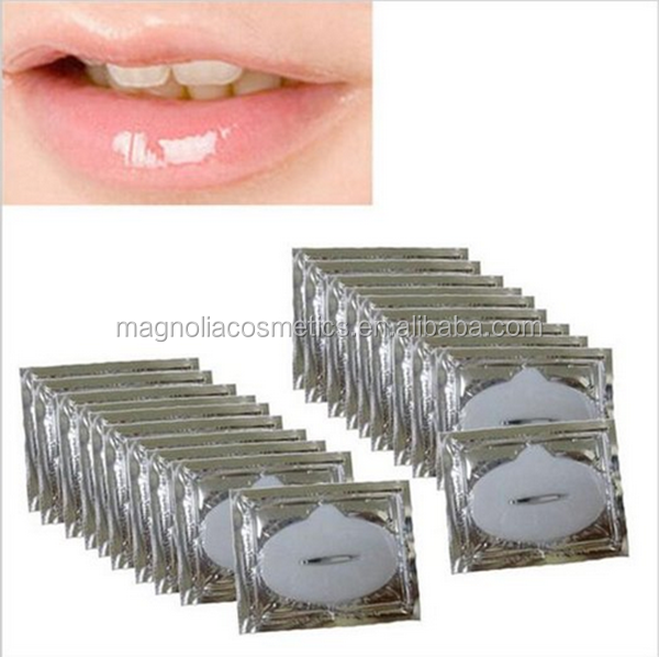 Factory Wholesale Natural Plant Extract Moisturizing Collagen Crystal Lip Mask